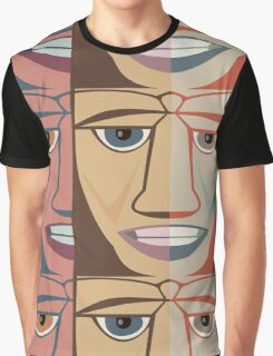 FACES #12 Graphic T-Shirt
