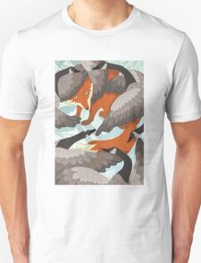 Smirre Fox Unisex T-Shirt