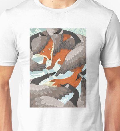 Smirre Fox Unisex T-Shirt