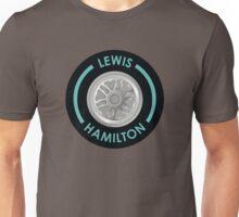Lewis Hamilton Tyre Unisex T-Shirt