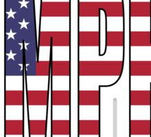 Memphis. Sticker