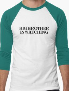 Big Brother Anonymous Riot Men's Baseball ¾ T-Shirt