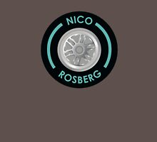 Nico Rosberg - tyre Unisex T-Shirt
