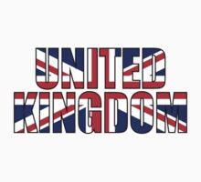 United Kingdom Baby Tee