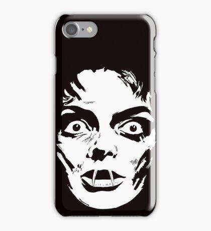 Mask of Satan  iPhone Case/Skin