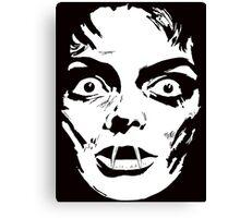 Mask of Satan  Canvas Print