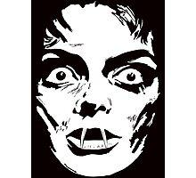 Mask of Satan  Photographic Print