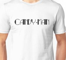 Candy Men Text Drugs Party Song Lyrics Unisex T-Shirt