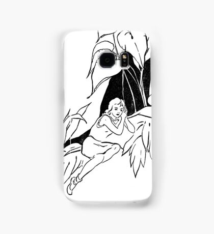 A Picture of Forlorn and Hopeless Misery Samsung Galaxy Case/Skin