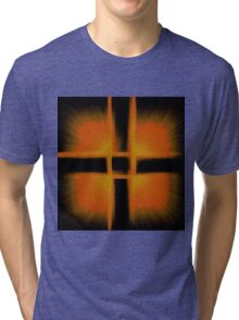 Holy Dominion Model 2 Tri-blend T-Shirt