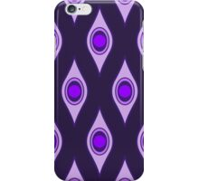 Abstract in Purple iPhone Case/Skin