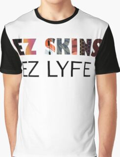 EZ SKINS EZ LYFE Graphic T-Shirt