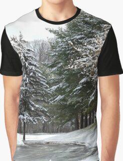 Wind Swept Graphic T-Shirt