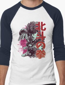 Kenshiro 02 Men's Baseball ¾ T-Shirt