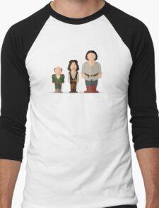 Princess Bride - Poor, Lost circus performers Men's Baseball ¾ T-Shirt