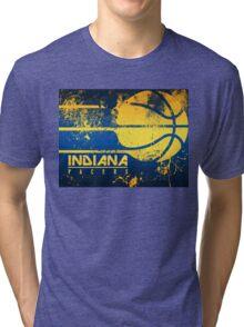 Indiana Pacers NBA Tri-blend T-Shirt