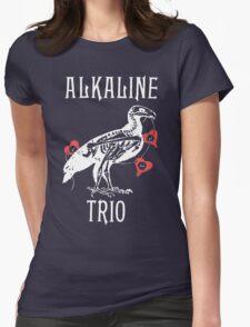 alkaline trio Womens Fitted T-Shirt