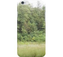 Summer Forest Meadow iPhone Case/Skin