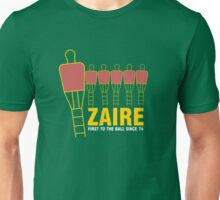Zaire - First to the Ball Unisex T-Shirt