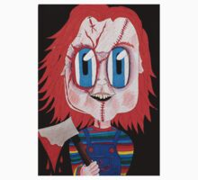 Chucky  One Piece - Short Sleeve