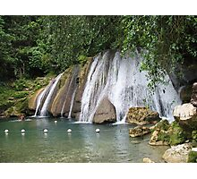 Reich Falls Photographic Print