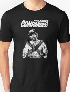 Vamos a matar compañeros Tomas Milian Unisex T-Shirt