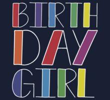 Birthday Girl Baby Tee