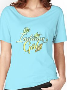 Indiana Girl Women's Relaxed Fit T-Shirt