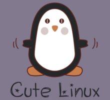 Cute Linux Kids Tee