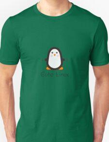 Cute Linux Unisex T-Shirt