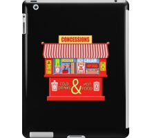 Movie Theater Concessions Stand  iPad Case/Skin