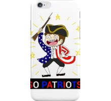 Patriots-Matthew the Patriot iPhone Case/Skin