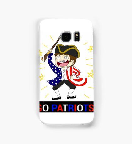 Patriots-Matthew the Patriot Samsung Galaxy Case/Skin