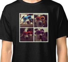 Teenage Mutant Ninja Dog Classic T-Shirt