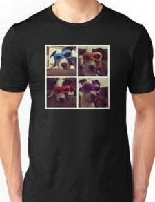 Teenage Mutant Ninja Dog Unisex T-Shirt