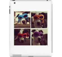 Teenage Mutant Ninja Dog iPad Case/Skin