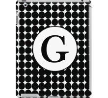 G Bubble iPad Case/Skin
