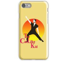 The Cat Like Kid iPhone Case/Skin