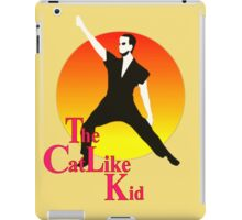 The Cat Like Kid iPad Case/Skin
