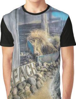 Beach Life 001 Graphic T-Shirt