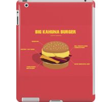 Kahuna burguer- Pulp Fiction iPad Case/Skin