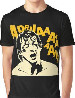 Rocky Adriana Graphic T-Shirt