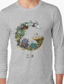 Studio Ghibli Long Sleeve T-Shirt