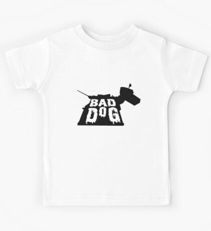 Bad Dog 2 Kids Clothes