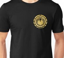Presidential Seal of the twelve colonies Golden Logo Unisex T-Shirt