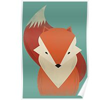 The Wise Red Fox Poster