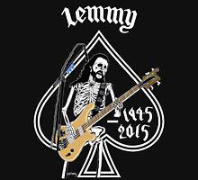 "Long lived to win Ian ""Lemmy"" Kilmister (Motorhead) Unisex T-Shirt"