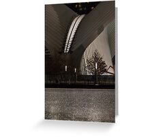 September 11 Memorial Greeting Card