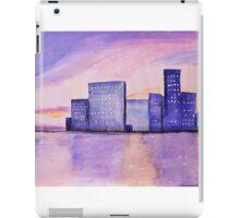 Twilight Cityscape  iPad Case/Skin