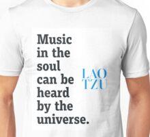 Lao Tzu quote Unisex T-Shirt